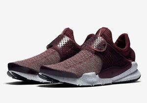 Nike Sock Dart Premium SE Night Maroon Size UK 7