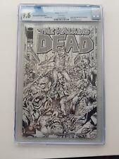 WALKING DEAD CGC 9.6 #1 2013 New York Sketch Edition Wizard World comic