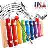 Baby Kid Musical Toys Xylophone Wisdom Development Wooden Instrument Gifts
