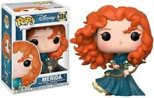 Pop Disney 324 Merida (new version) figure Funko 11963 - DAMAGE BOX