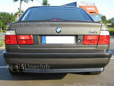 For BMW E34 Trunk lip spoiler 95 87 96 525 wing 525i 530i $