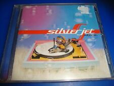 SILVERJET cd PULL ME UP DRAG ME DOWN   free US shipping