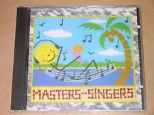 CD / MASTERS SINGERS / RIKOUMANSE / RARE / NEUF SOUS CELLO