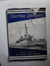 AA.VV.-MARINA MILITARE- ED. MINISTERO DELLA DIFESA MARINA 1960