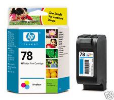 Original Cartridge HP Deskjet 930c. 950c 970cxi 990cxi 6122 / C6578AE 78 1.28 oz