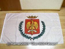 Fahnen Flagge Italien Palermo Digitaldruck - 90 x 150 cm
