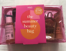 BNWT Marks and Spencer Beauty Bag 2020 worth £110; inc. Ren Nuxe L'Occitane Pixi