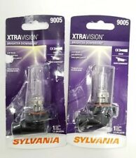 Sylvania 9005 XtraVision Brighter Downroad Halogen Headlight Bulb, Pair 2