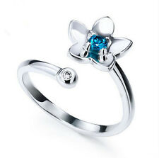 Anohana: The Flower We Saw That Day Meiko Love Ring 925 Silver Adjustable