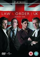 Law  Order UK - Series 1 [DVD]