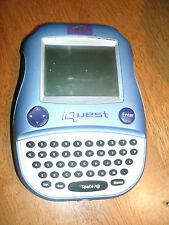 LeapFrog Iquest Mind Station Quantum Leap 2001