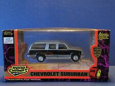 Road Champs 1995 Chevy Suburban 1500 1:43 Scale Diecast Metal Model Truck Hitch