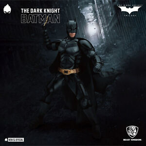 Beast Kingdom Batman The Dark Knight Action Figure [IN STOCK] •NEW & OFFICIAL•