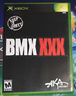 BMX XXX (Microsoft Xbox 2002) Complete With Manual And Reg Card -No Poster-