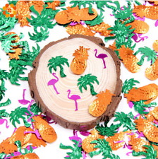 15g Colorful Flamingo Pineapple Confetti Sequins Theme Table Decor Party Supplie