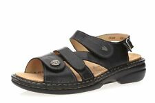 Finn Comfort 239660 Womens Gomera Slingbacks Sandal Black Size 38 D/7-7.5 US