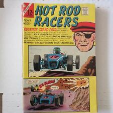 Hot Rod Racers (Charlton) 10 VG/FN  SKU17376 25% Off!