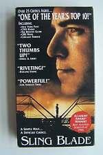 Sling Blade VHS Video Tape 1996