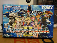 Zoids Saga II (2003) Brand New Factory Boxed Japan Gameboy Advance GBA Import