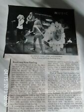 """rock and roll memer.-Beatles """" Sgt. Peper(1967) """" leading the way for Led Zeplin"""