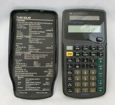 Texas Instruments Ti-36X Pro Engineering/Scientific Calculator Solar Handheld