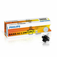 10x Philips BAX BX8.4d 1.3W 12V Olive Green Armaturenbeleuchtung 12628CP