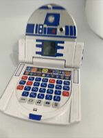 Star Wars R2D2 JL33 Talking Mini Learning Computer Collectible Toy Jr Laptop