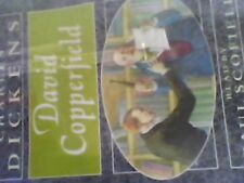 AUDIO  CASSETTE BOOK: Charles Dickens - DAVID COPPERFIELD -  Paul Scofield
