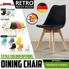 1/2/4er Set Esszimmerstühle Set Wohnzimmer Büro Stühle Küchenstuhl Stuhl NEU PU