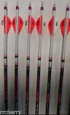 6 Carbon Express Maxima PNK RZ Mathews Edition 150 Arrows! Pink Custom Dip!
