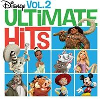 Various Artists - Disney Ultimate Hits, Vol. 2 [New Vinyl LP]