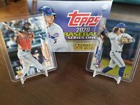 2020 Topps Series 1 BASE STARS RC SINGLES #1-250 YOU PICK - COMPLETE YOUR SET!!!