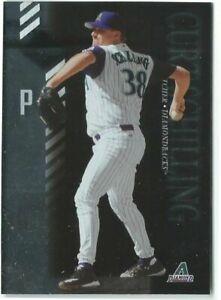Curt Schilling/Diamondbacks 2003 Leaf Limited Baseball Base Card #115 286/999