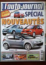 AUTO JOURNAL 15/04/2004; Peugeot 308/ Twingo/ Renault 4x4/ Smart Forfour