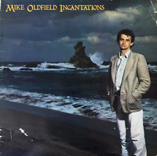 MIKE OLDFIELD - Incantations (LP) (VG+/G-)