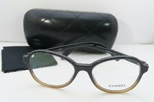 Chanel Women's Brown Glasses with case 3340 c.1556 53mm