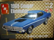 AMT 38210 1969 MERCURY COUGAR 1/25 Model Car Mountain FS