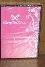 Flirty Girl Fitness DVDs Chair Dance The Teaser Collection