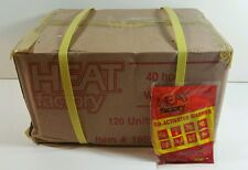 HEAT FACTORY 40 HOUR WARMERS AIR ACTIVATED BOX 100