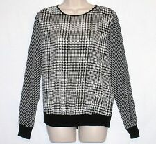 New with Tags MICHAEL KORS - Women's Long Sleeve Top, Size Medium - MSRP $110
