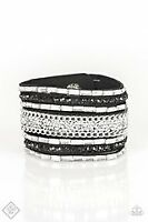 Paparazzi Accessories Magnificent Musing Wrap Bracelet and Stacking Bracelets