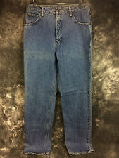 Edwin Jeans Men's Blue 36x34 Excellent Vintage 'New Newton' Made In Japan