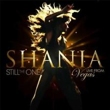 SHANIA TWAIN Still The One Live From Vegas CD BRAND NEW