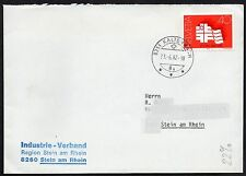 Switzerland: Cover with 1982 Publicity stamp