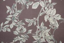 Leaves Floral Print #624 Nylon Lycra Spandex 4 Way Stretch Swimwear Fabric BTY
