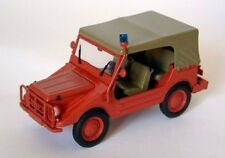 DKW  Munga 4 Fire Brigaden Closed 1:43 Model STARLINE MODELS