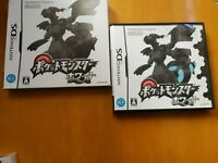 Pokemon White Nintendo DS game japan