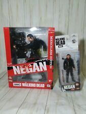 McFarlane Toys The Walking Dead 10.5 Inch Negan Figure Merciless Edition & 5inch