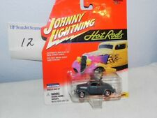 Johnny Lightning - 2000 442-01 Hot Rods 37 Ford Coupe