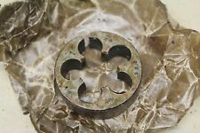 """1"""" x 26 Tpi CEI Cycle Thread Right Hand 2 1/4"""" OD Split Die Die New In Wax"""